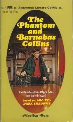 The Phantom and Barnabas Collins