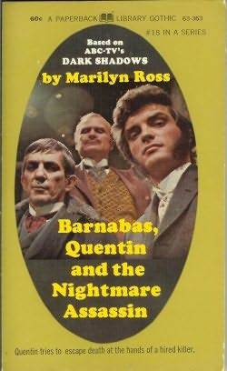 Barnabas, Quentin and the Nightmare Assassin