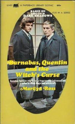 Barnabas, Quentin and the Witchs Curse (...