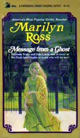 Message from a Ghost by Marilyn Ross