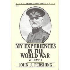 My Experiences in the World War