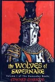 The Wolves of Savernake by Edward Marston