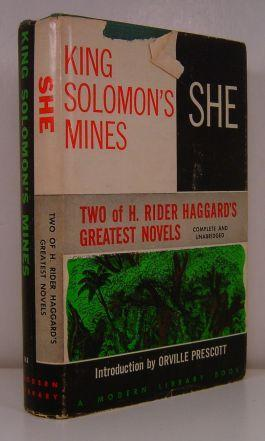 King Solomon's Mines / She
