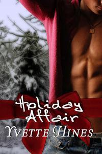 Holiday Affair by Yvette Hines