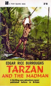 Tarzan and the Madman (Tarzan, #23)