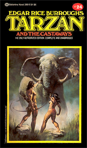 Tarzan and the Castaways (Tarzan, #24)