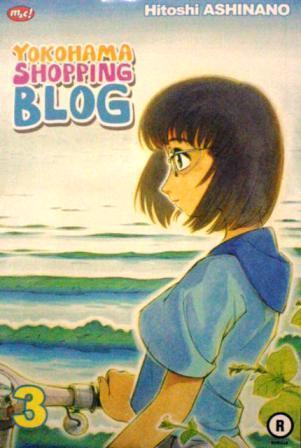 Yokohama Shopping Blog Vol. 3 by Hitoshi Ashinano