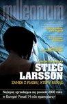 Zamek z piasku, który runął by Stieg Larsson
