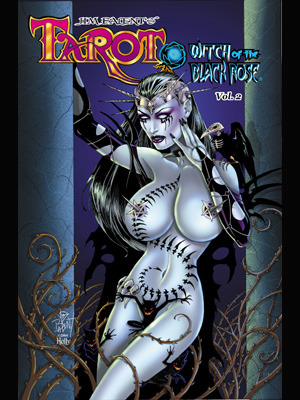 Tarot:  Witch of the Black Rose Vol. 2