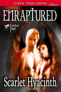 Enraptured by Scarlet Hyacinth