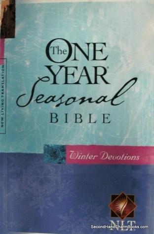 The One Year Seasonal Bible: Winter Devotions