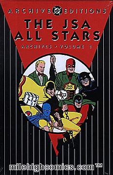 The JSA All Stars Archives, Vol. 1 978-1401214722 PDF ePub