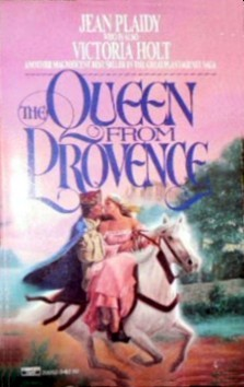 The Queen from Provence (Plantagenet Saga, #6)