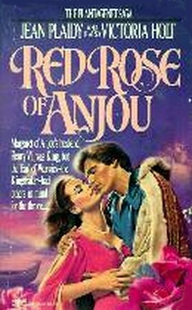 Red Rose of Anjou by Jean Plaidy