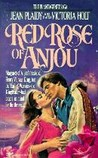 Red Rose of Anjou (Plantagenet Saga, #13)