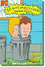 Beavis And Butthead's Trashcan Edition