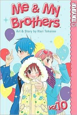 Me & My Brothers Vol. 10 (Me & My Brothers, #10)