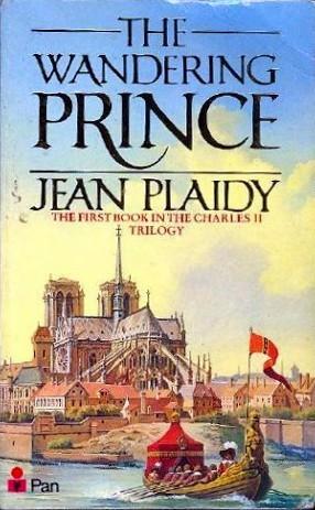 The Wandering Prince (Stuart Saga, #4; Charles II, #1)