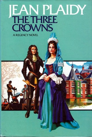 The Three Crowns (Stuart Saga, #7)