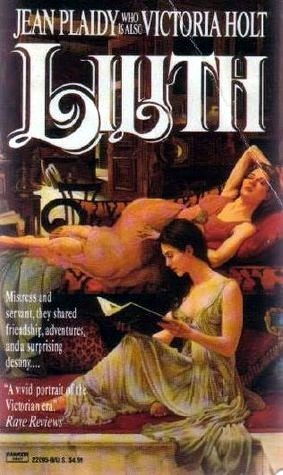 Lilith by Jean Plaidy