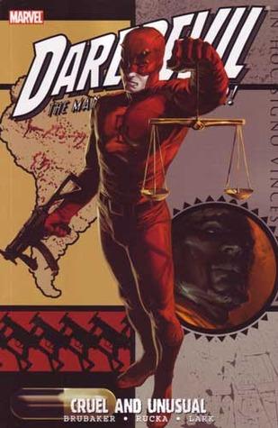 Daredevil, Volume 18 by Ed Brubaker
