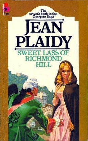 Sweet Lass of Richmond Hill (Georgian Saga, #7)