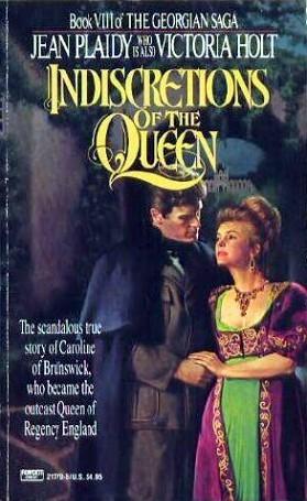 Indiscretions of the Queen (Georgian Saga, #8)