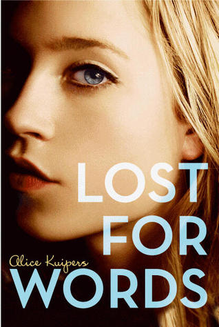 Lost for Words by Alice Kuipers