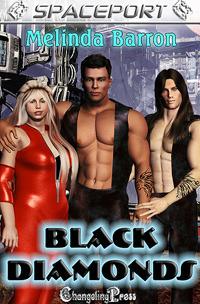 Black Diamonds by Melinda Barron