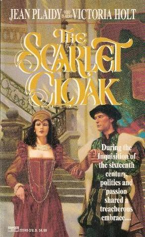 Ebook The Scarlet Cloak by Jean Plaidy PDF!
