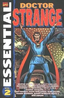 Essential Doctor Strange, Vol. 2(Essential Doctor Strange 2)