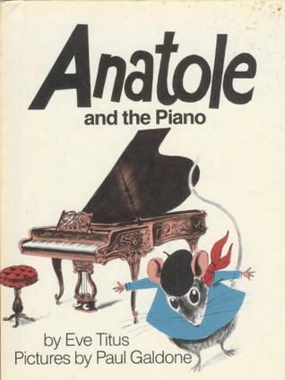 Ebook Anatole and the Piano by Eve Titus PDF!