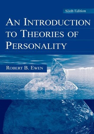Theories Of Personality Ebook