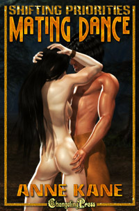Mating Dance by Anne Kane