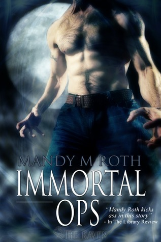 Immortal Ops by Mandy M. Roth