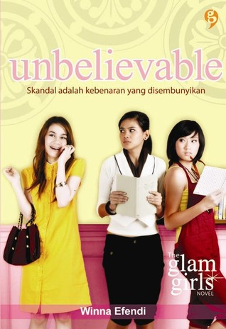 Unbelievable(Glam Girls : Rashi and the Clique 3) EPUB