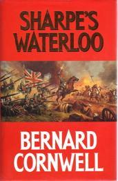 Sharpe's Waterloo by Bernard Cornwell