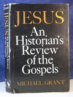 Jesus by Michael Grant