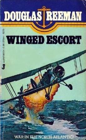 Winged Escort by Douglas Reeman