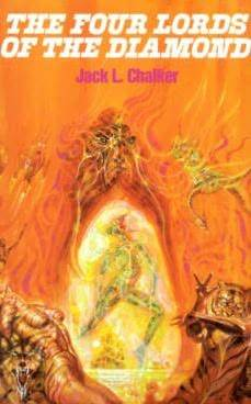 The Four Lords of the Diamond by Jack L. Chalker