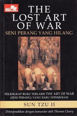 The Lost Art of War: Seni Perang Yang Hilang
