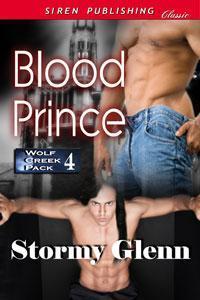Blood Prince by Stormy Glenn
