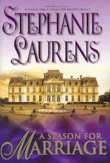 A Season for Marriage by Stephanie Laurens