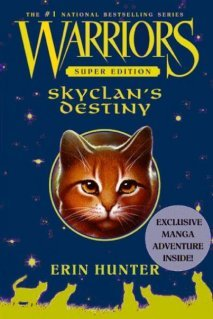 SkyClan's Destiny by Erin Hunter