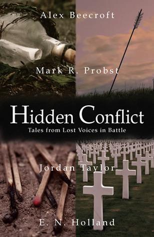 Hidden Conflict by Alex Beecroft