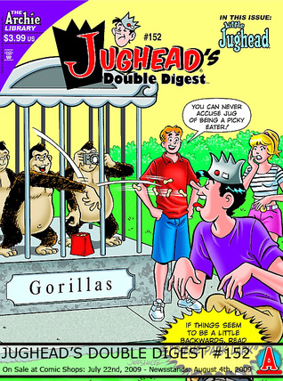 Jughead Double Digest Magazine #152