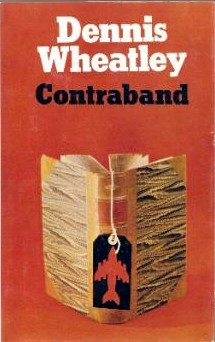 Contraband (Gregory Sallust, #1)