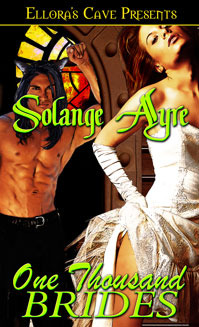One Thousand Brides by Solange Ayre