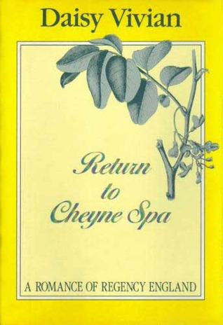 Return To Cheyne Spa
