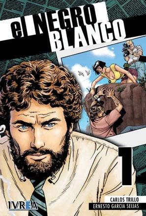 El Negro Blanco, #1